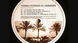 Thomas Petersen vs. Gainworx - Paradise (Jan van Bass-10 Remix Edit)
