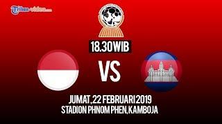 Jadwal Live Piala AFF U-22, Indonesia U-22 Vs Kamboja U-22, Jumat Pukul 18.30 WIB
