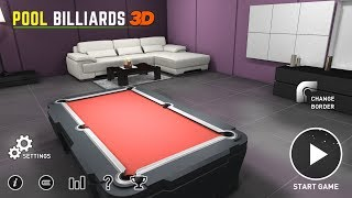 Pool Billiards 3D - iPhone & Android Gameplay Video