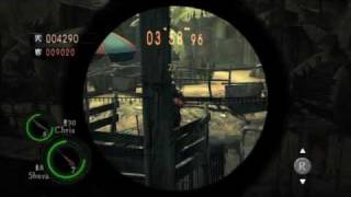 Resident Evil 5 Multiplayer Match:Slayers