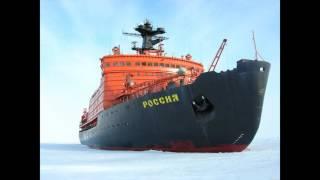 Во льдах возле Чукотки застрял караван судов...