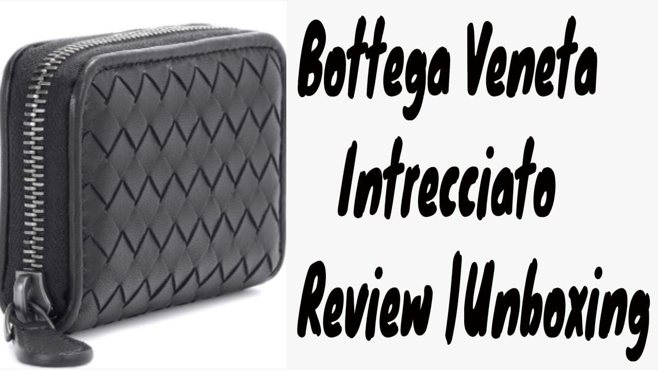 Bottega Veneta Wallet Purse Review - YouTube c96776f49f