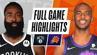 ... the brooklyn nets overcame a 24-point deficit to defeat phoenix suns, 128-124. james harden (38 pt...