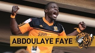 Abdoulaye Faye's Goals For Hull City
