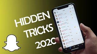 Snapchat Hidden Tips And Tricks [Screenshot | Shortcuts | Half Swipe].! screenshot 4