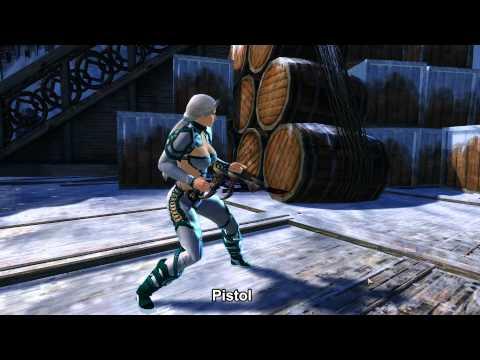GW2 Shadow Weapon Skin animations