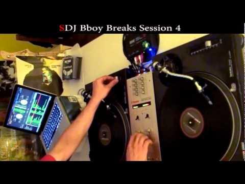 BBOY MUSIC - SDJ Bboy Breaks Session 4