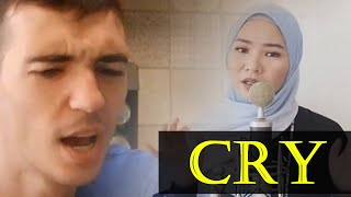 Download ATOUNA EL TOUFOULE - COVER BY AINA ABDUL    RUSSIAN REACTION