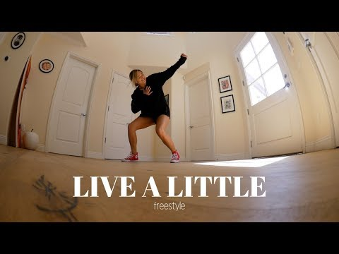 Live A Little  Fool  Freestyle