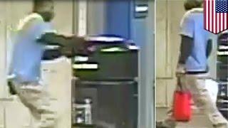 Une transexuelle se fait pousser sur les rails du métro à New-York