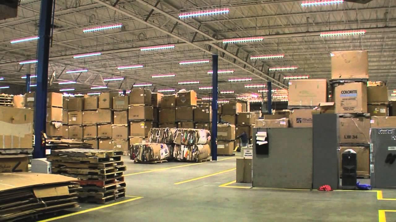 Warehouse Led Lighting Retrofit Solutions Testimonial