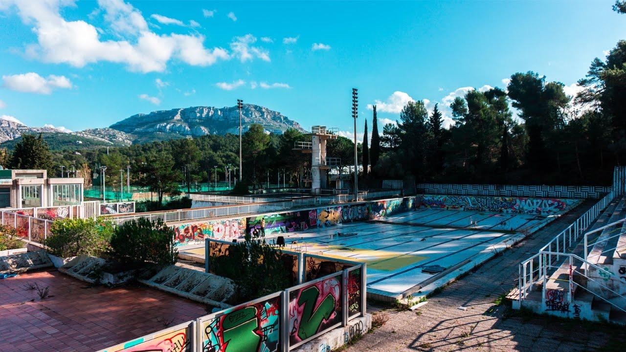 URBEX Marseille piscine abandonne YouTube
