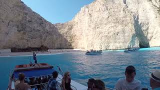 Zakynthos -Navagio Beach (shipwreck) Greece 2018