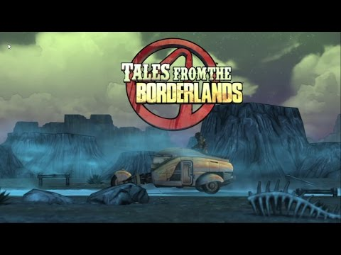 Tales From The Borderlands Episode 3 Intro