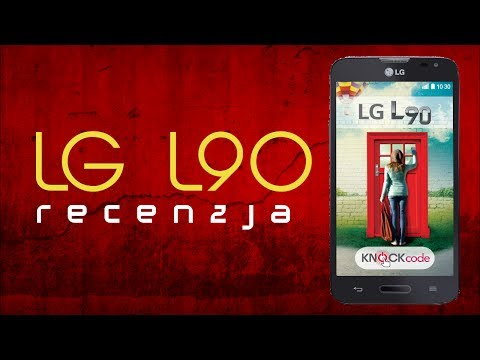 Recenzja LG L90 | TEST PL [Mobileo #75]