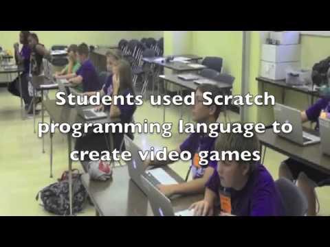 UT-Martin's STEMulation Camp - TSTA Presentation 2013