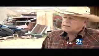 The seige of Nevada rancher Cliven Bundy
