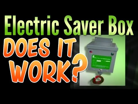 Electricity Saver Box Does It Work Ways To Save Electric 1200