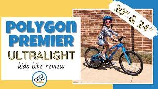 Polygon Premier Ultralight Kids Bike Review
