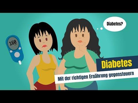 Diabetes: Mit Der Richtigen Ernährung Gegensteuern