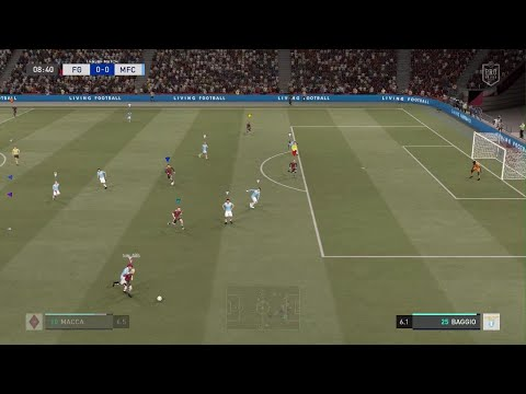 Here....On Fifa, You Will Here The Mating Call Of A Wild Lurch