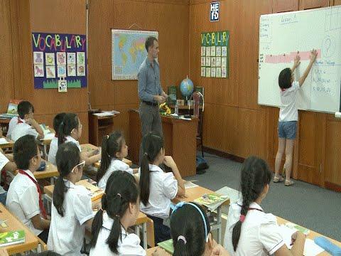 Demo tiết giảng mẫu Tiếng Anh 3 Tập 1 : Tiết 1/ Unit 6/ Lesson1