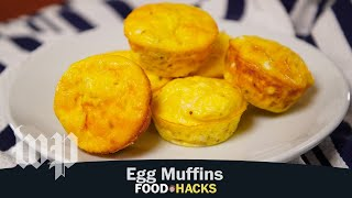 Egg Muffins Any Way | Mary Beth Albright's Food Hacks