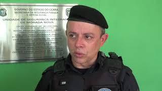 Tenente Cel. Marcio Inauguração do BP Raio em Morada Nova