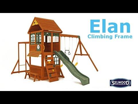 Selwood Elan Climbing Frame