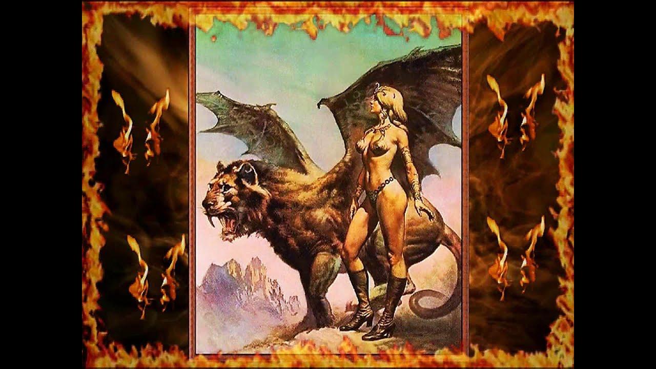 Fantasy 2 pictures boris vallejo lesiem funamentum for Art of minimal boris