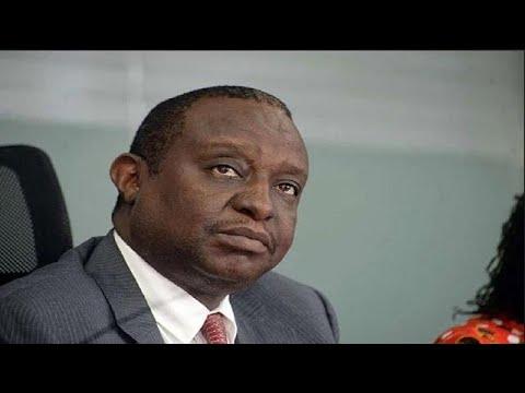 Kenya finance minister arrested over financial misconduct