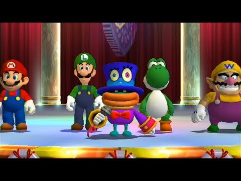 Mario Party 8 - Crown Showdown