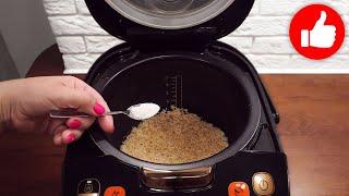 Всей семьёй подсели на эту Вкусноту Уже устала готовить просят еще и еще Бурый рис в мультиварке