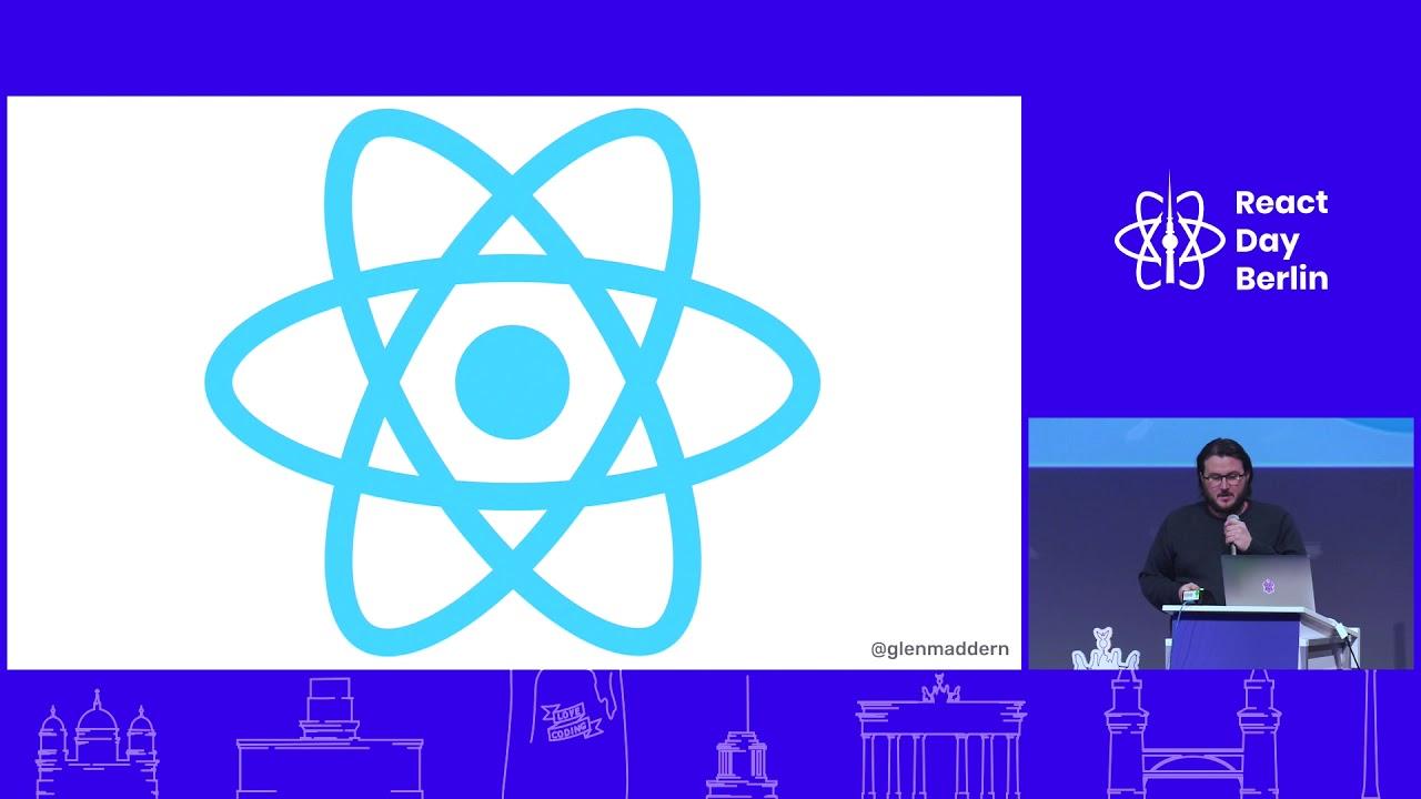 GitNation Open Source Stage: Frontend Application Bundles – Glen Maddern