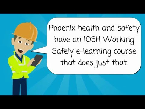 IOSH Working Safely E-Learning