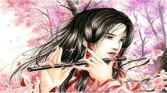 Beautiful Japanese Music - Cherry Blossoms