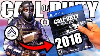 CALL OF DUTY GHOST IN 2018...