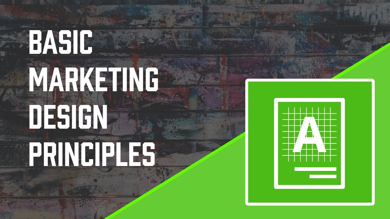 Use These 5 Basic Marketing Design Principles to Elevate Your Screen Printing Business