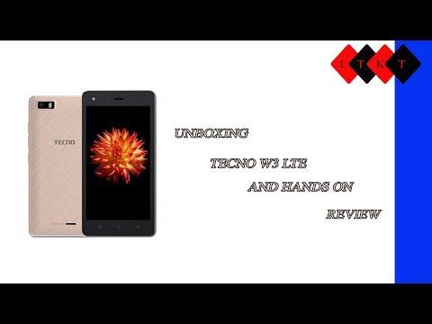 Buy Tecno W3 4G Smartphone | Price in Kenya