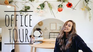 MY OFFICE / BEAUTY ROOM TOUR