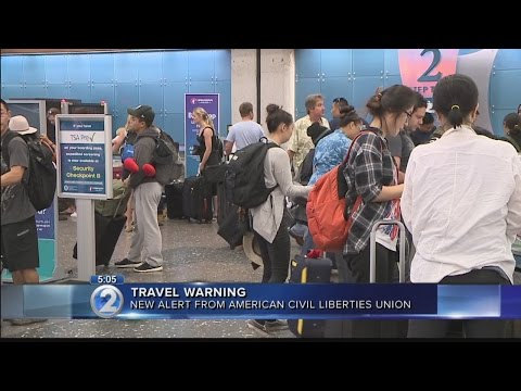 Warning from ACLU of Hawaii: Know your rights if you're traveling to Texas