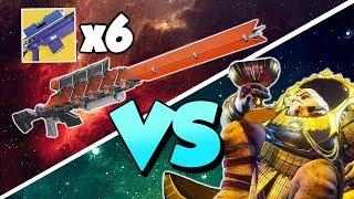 Snipers VS Calus! Ikelos Sniper & Darci [Destiny 2]