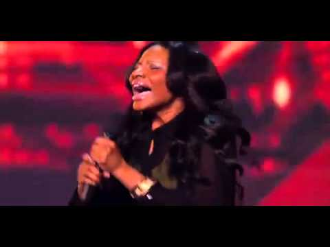 Nicole Collins Singing Audition   THE X FACTOR 2011