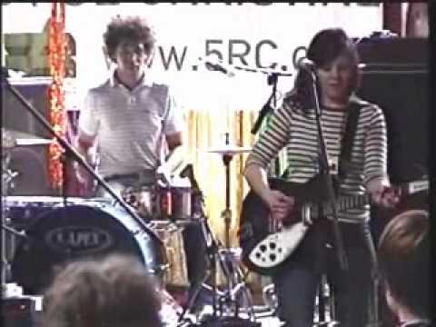 Spider & The Webs 2006 SXSW (Part 2) Tobi Vail Live Concert