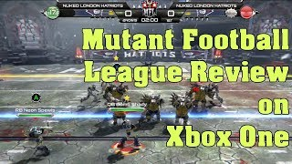 Mutant Football League Review on Xbox One