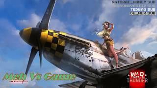 Разбираемся в war thunder , Самолеты , Стрим #1