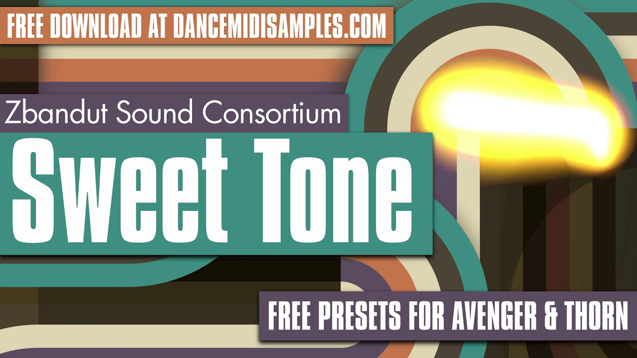 Free Synth Presets: Sweet Tone for Avenger & Thorn