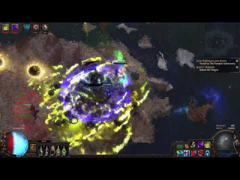 Poe Chaos Wander Build