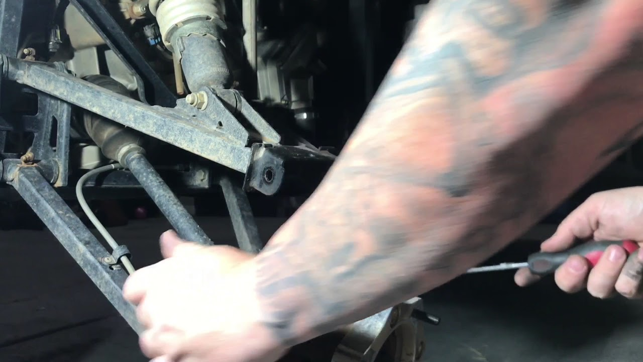 Polaris Ranger Suspension Noise