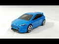 Hotwheels 2016 Ford Focus RS Review!